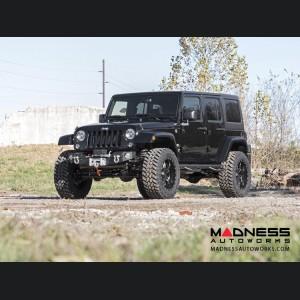 "Jeep Wrangler JK Unlimited Suspension Lift Kit w/Control Arm Drops - 3.5"" Lift"